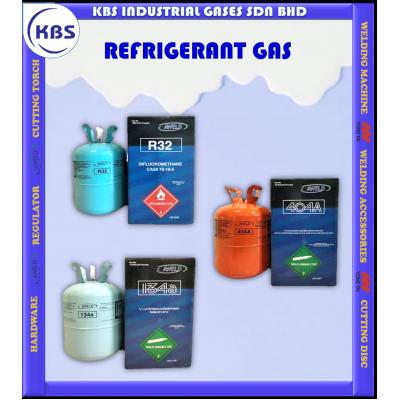 Refrigerant Gas