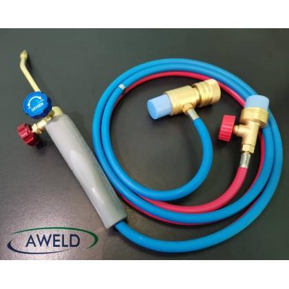 Aweld Mapp & Oxygen Brazing Torch Set