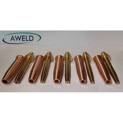 """Aweld PNME Cutting Nozzle ( 1/32"""" , 3/64"""" , 1/16"""" , 5/64"""" , 1/8"""" )"""